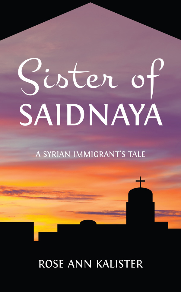 Sister of Saidnaya